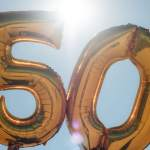 50 en ballon doré