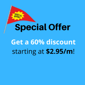 Special offer Bluehost just for my readers