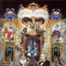 mj dangerous album cover