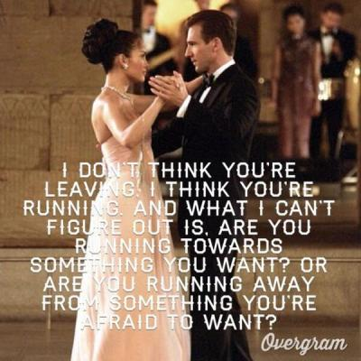"Jennifer Lopez with Ralph Fiennes in ""Maid in Manhattan"""