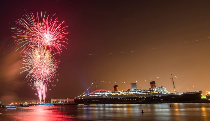 Catch these 4th of July fireworks shows in Long Beach and beyond