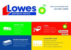 LOWES Petroleum_A5 Ad
