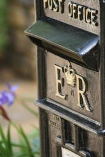 E2R lamp box, 1960s, Chelsea Flower Show. Robert Cole