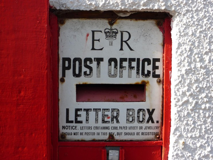 E2R Ludlow wall box, 1950s, Cumbria. Andrew R Young
