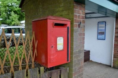 E2R plastic pedestal box, 1990s, East Anglia. Mike Smith