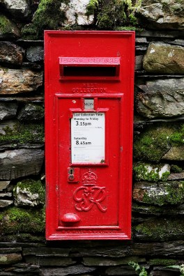 G6R wall box, 1930s, North England. Peter Relf