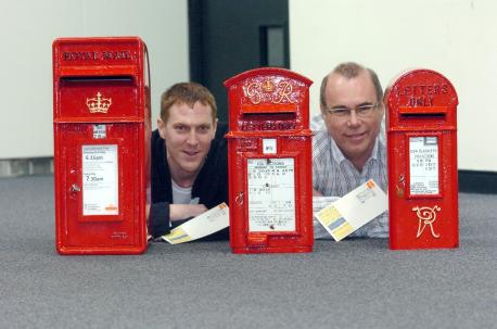 A red letter box day for study group