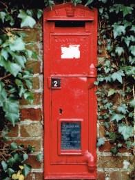 VR wall box, 1860s, Suffolk. Simon Vaughan Winter