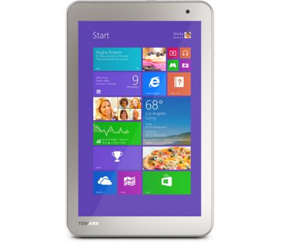 Toshiba Expands Windows Tablet Family With Encore 2 Tablets