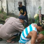 Brgy. Calo officials, tanods, residents team up for Operation Linis