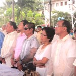 Chipeco, Perez swear in new set of LB brgy officials