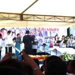 Calamba officials take oath during first day at work