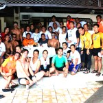 LB LGU nagsanay sa rescue operation