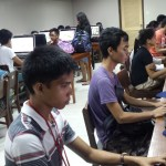 Improvements in the UPLB Main Library