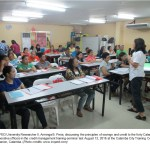 Calamba coop officers undergo free training-seminars