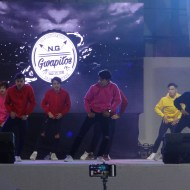 The NG Gwapitos during their dance performance