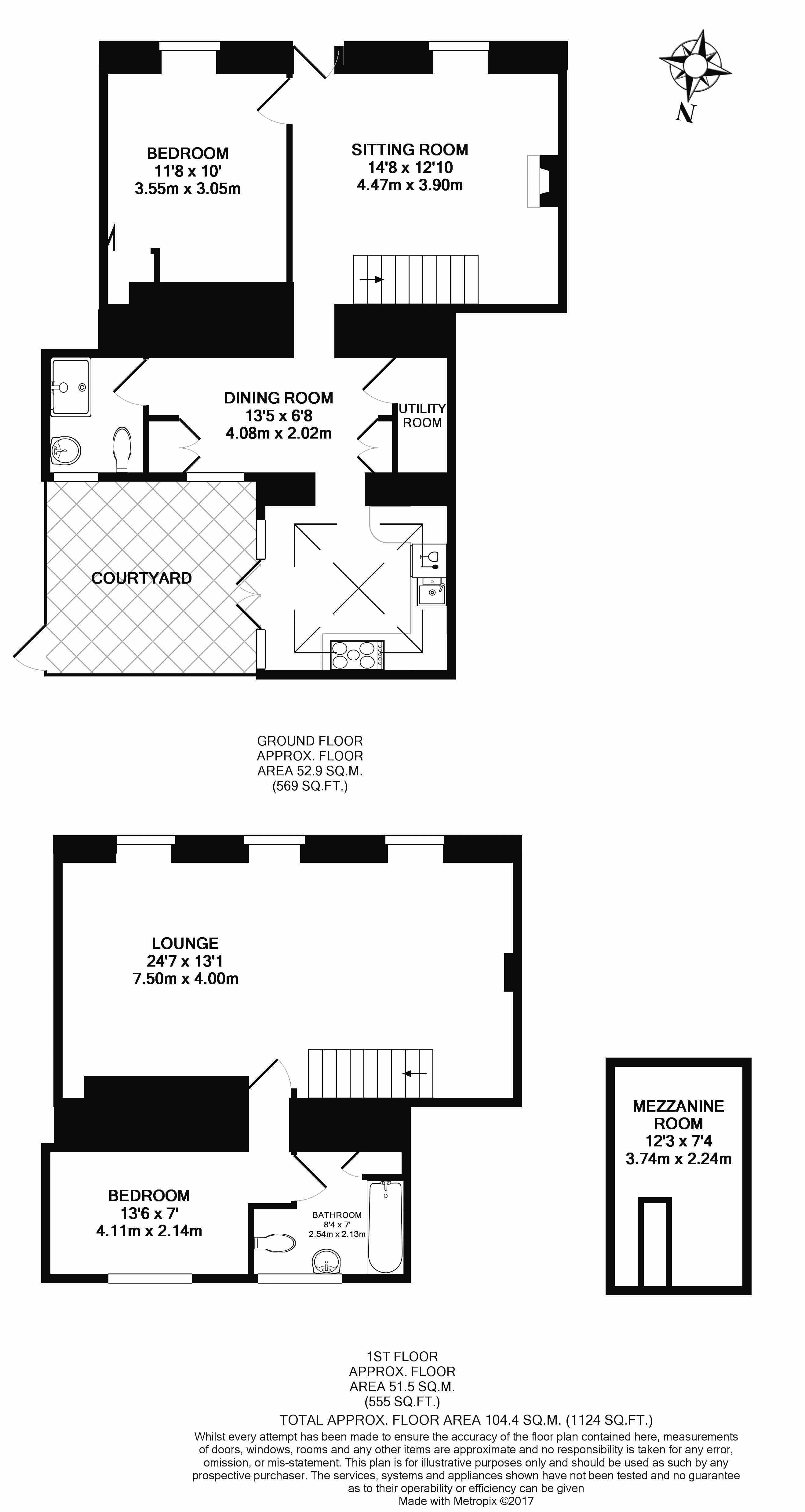 Trefusis Road Flushing Falmouth Tr11 2 Bedroom Terraced