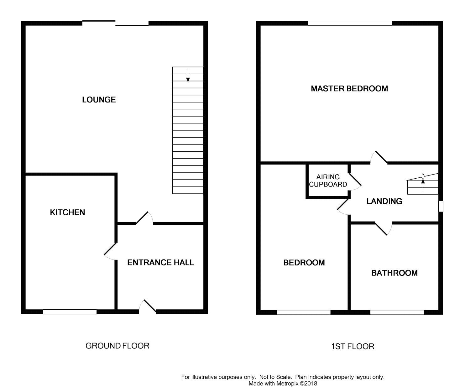 Staveley Close Sileby Loughborough Leicestershire Le12