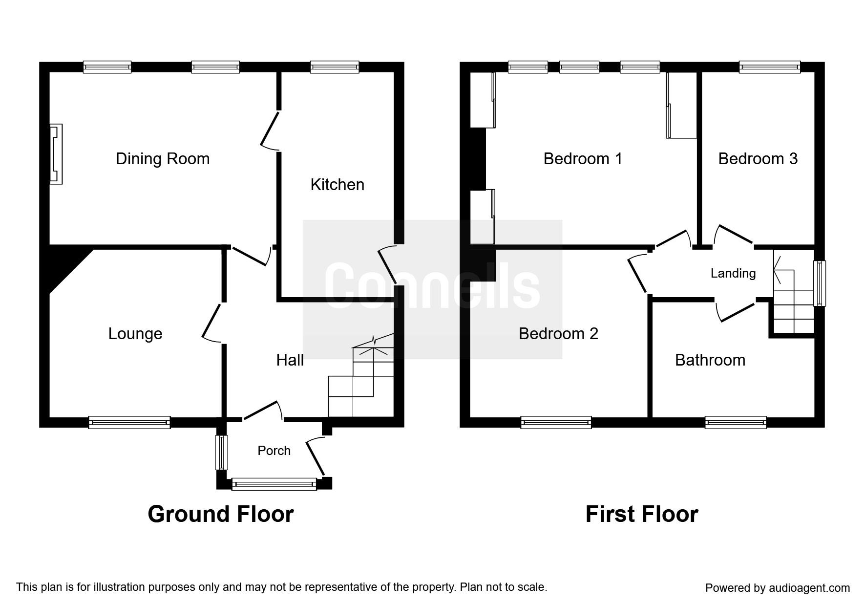Pen Park Road Southmead Bristol Bs10 3 Bedroom Semi