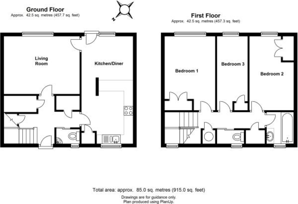 Rampton Drift Longstanton Cambridge Cb24 3 Bedroom