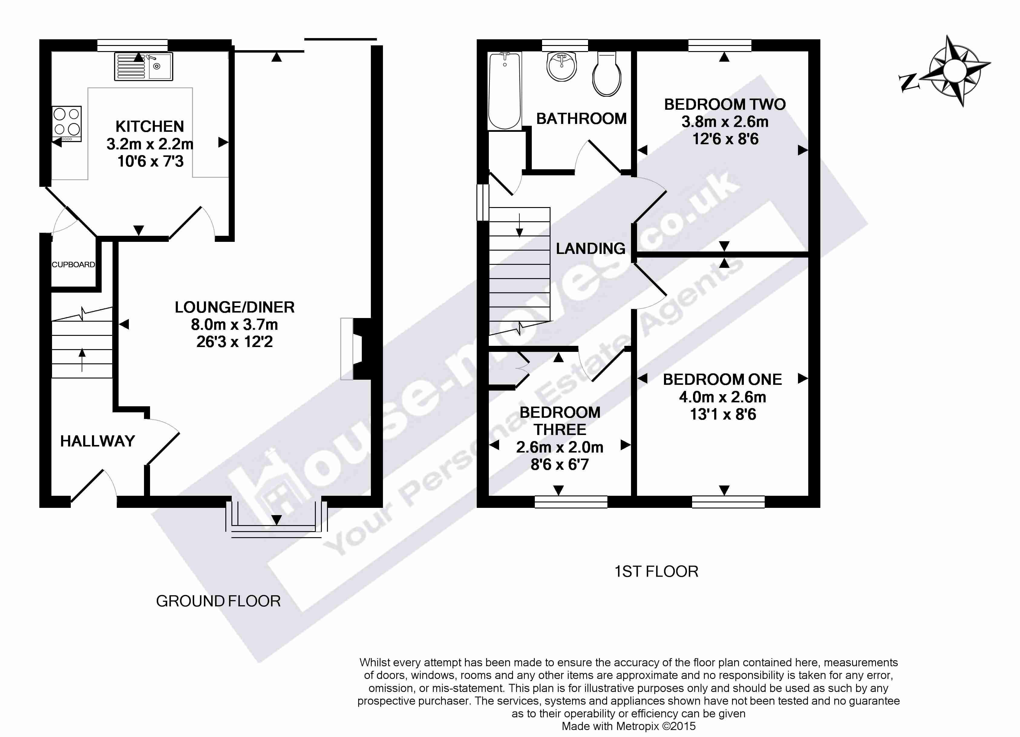 Tern Close Abbeydale Gloucester Gl4 3 Bedroom Link