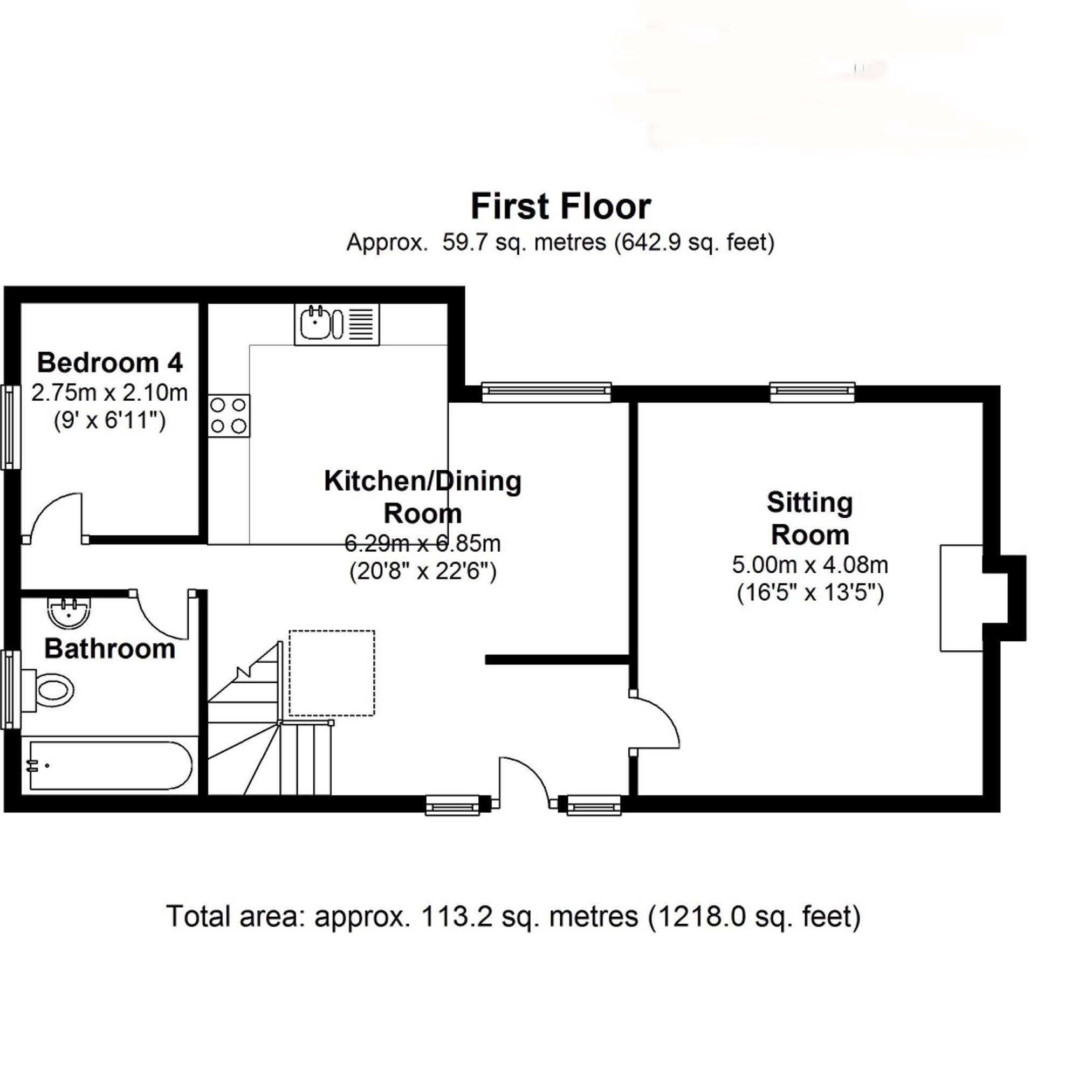 Bowden Dartmouth Tq6 4 Bedroom Barn Conversion For Sale