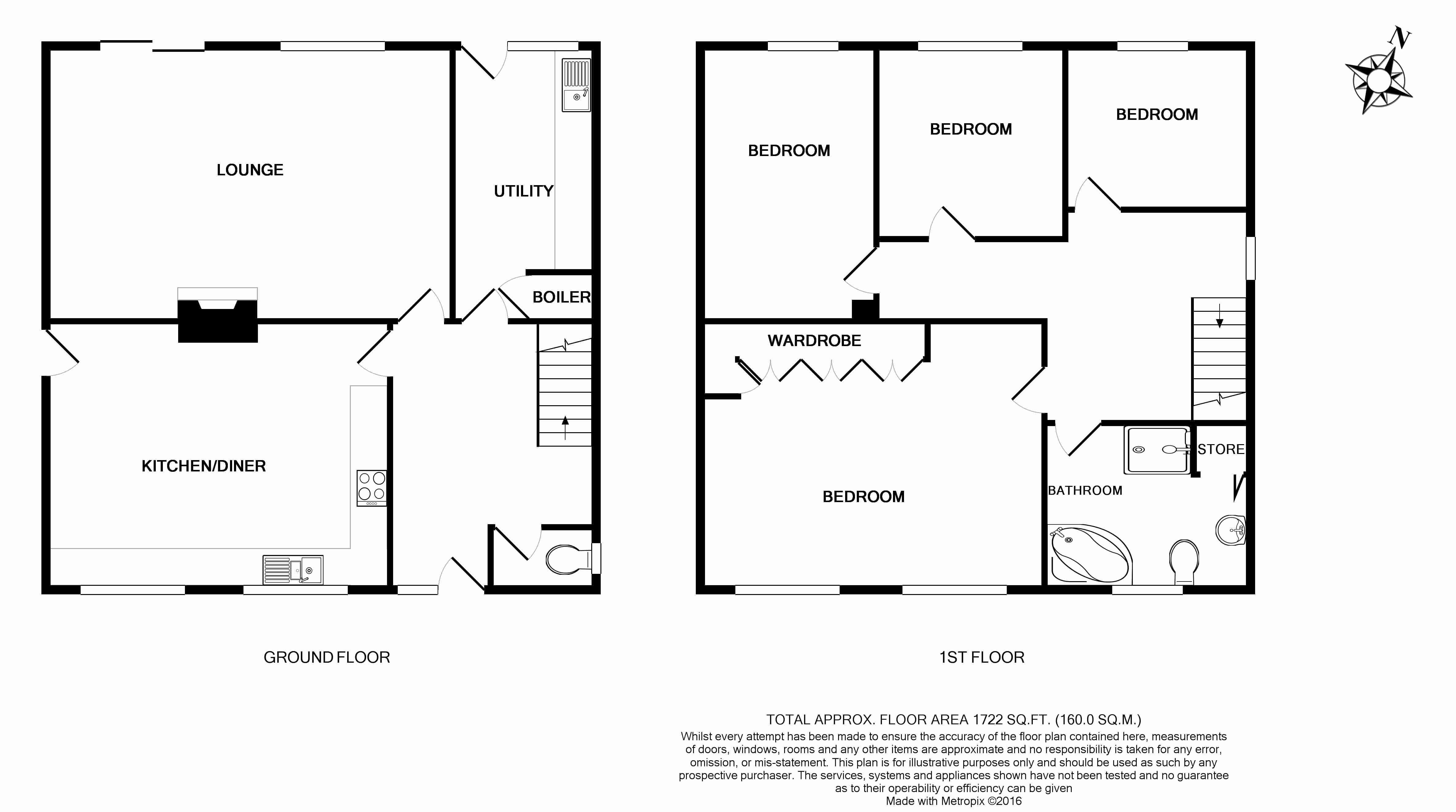 Wood Lane Stannington Sheffield S6 4 Bedroom Detached House For Sale