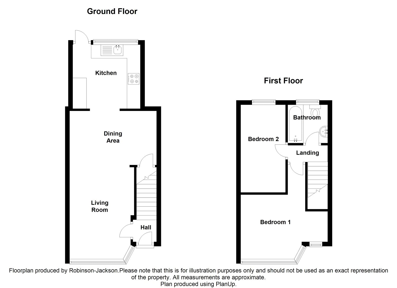 dorchester avenue bexley kent da5 2 bedroom terraced house for sale