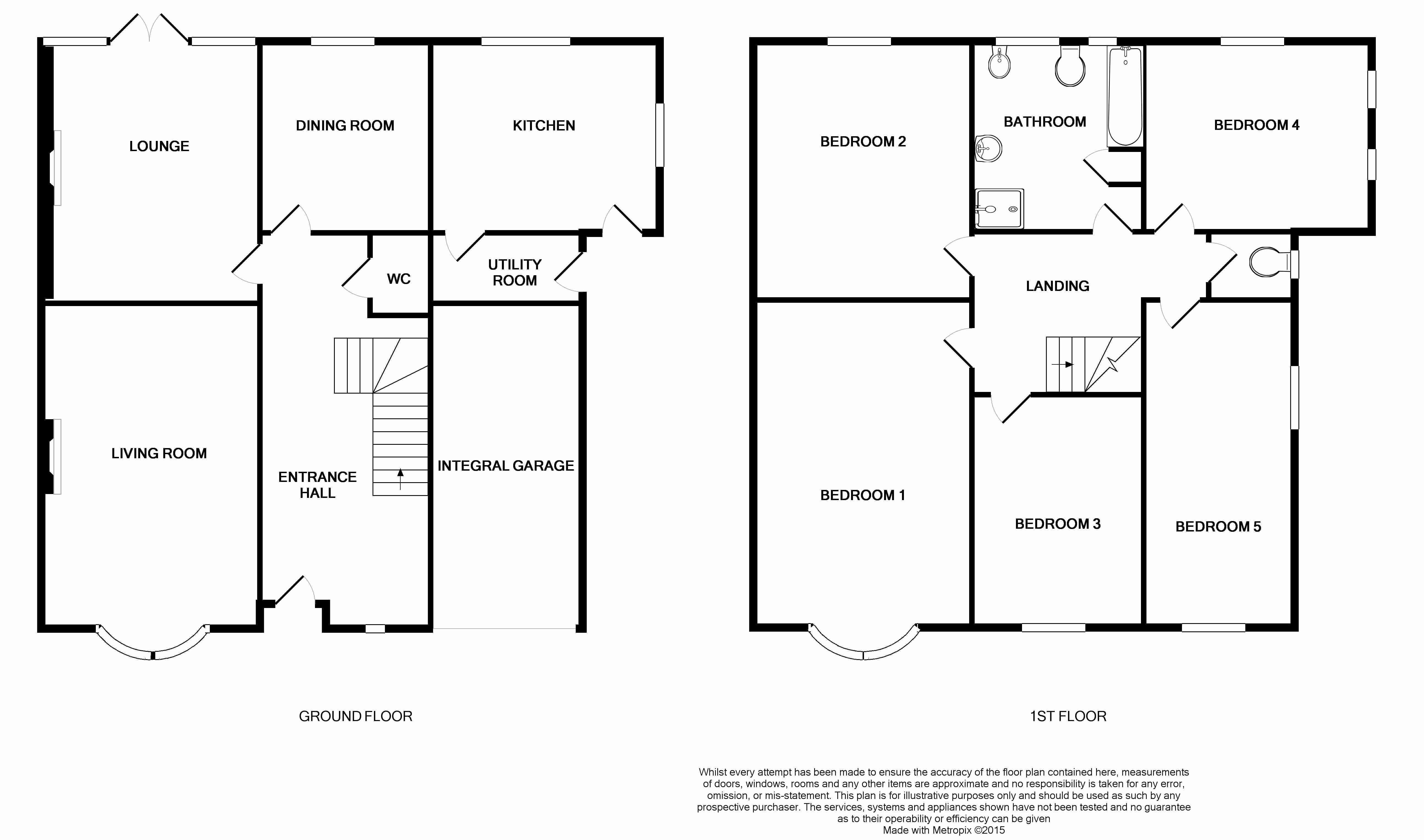 Molescroft Road Beverley Hu17 5 Bedroom Semi Detached