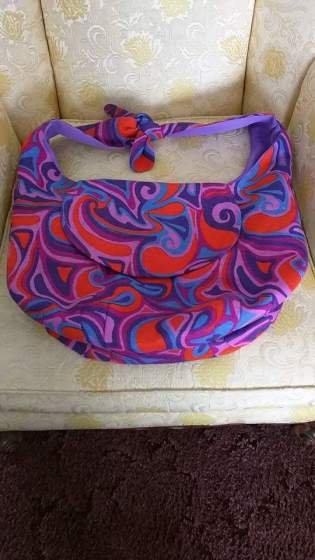 Sling Bag by Clessie