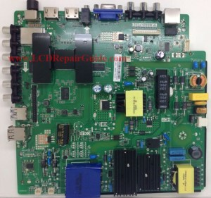 Universal LCD LED TV Mainboard TPMS628PC821 Schematic