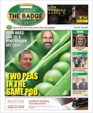 The Badge July Edition