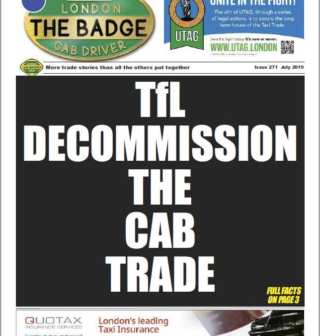 The Badge July Issue