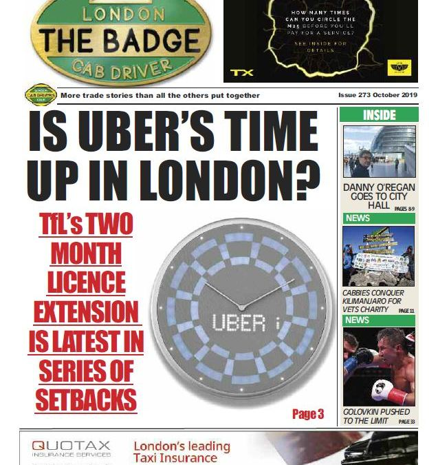The Badge October Issue