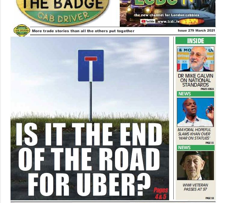 The Badge March 2021 Issue