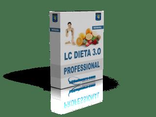 LC Dieta 3.0 Calcolo calorie peso ideal software per nutrizionisti
