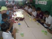Faithbridge Team - School near La Finca
