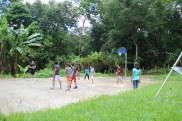 Basketball court!!