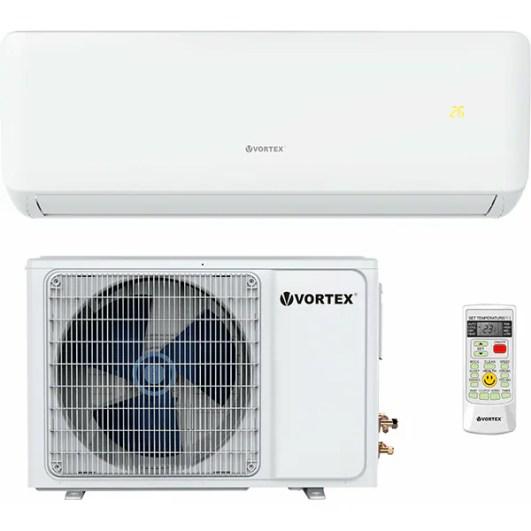 Aer conditionat VORTEX VAI1220FA, 12000 BTU, A++/A+, kit instalare inclus, alb