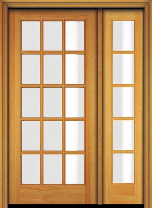 https www doornmore com 80 15 lite french fir door single door 1side html