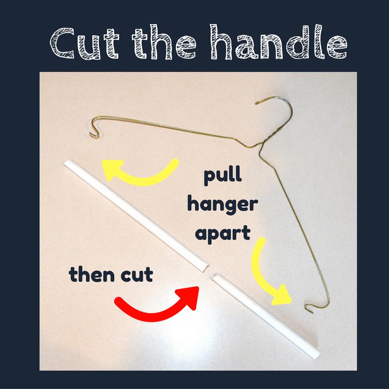 Cut wand