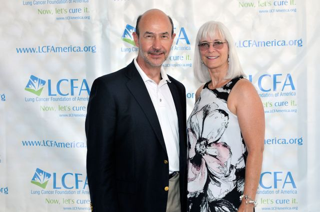 Lung cancer research partners: CURE Media Group uniting with the Lung Cancer Foundation of America
