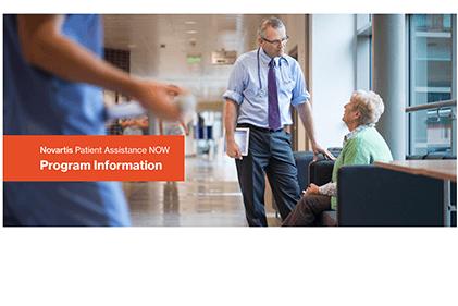 Novartis Patient Assistance image