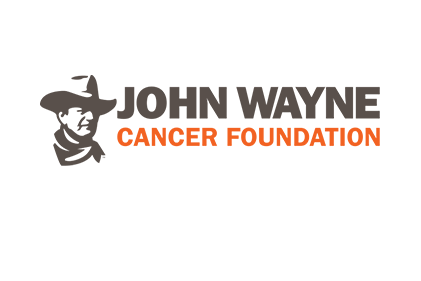 John Wayne Cancer Foundation logo