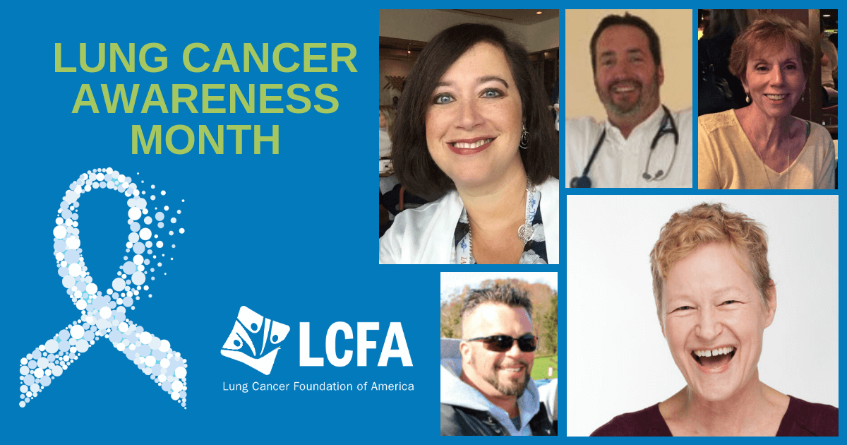 Lung Cancer Awareness | November is Lung Cancer Awareness Month