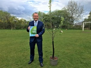 Plans to plant ten trees for every person in Glasgow City Region
