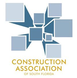 Construction Association of South Florida logo that is a clickable ink to their website