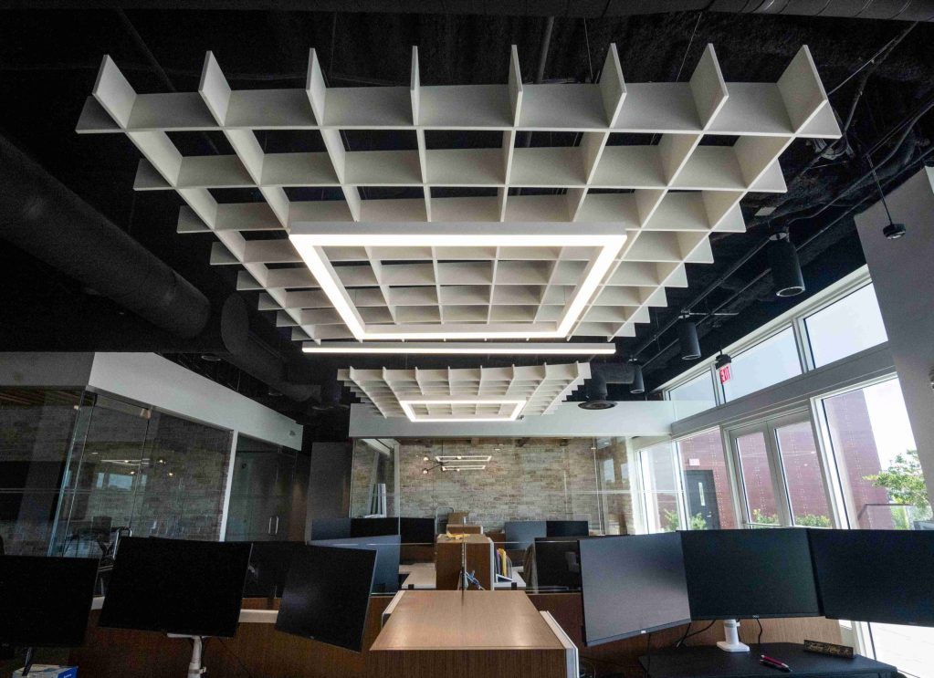 International Materials - Specialty Ceilings