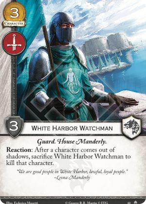White Harbor Watchman