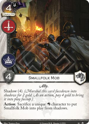 Smallfolk Mob